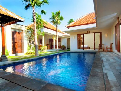 Photo for Nyaman Villa - Exclusive villa with Private Pool