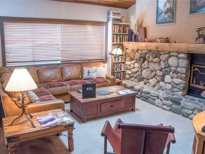 Photo for Great Location Overlooking Trail Creek; Close to Bike Paths and Downtown Ketchum