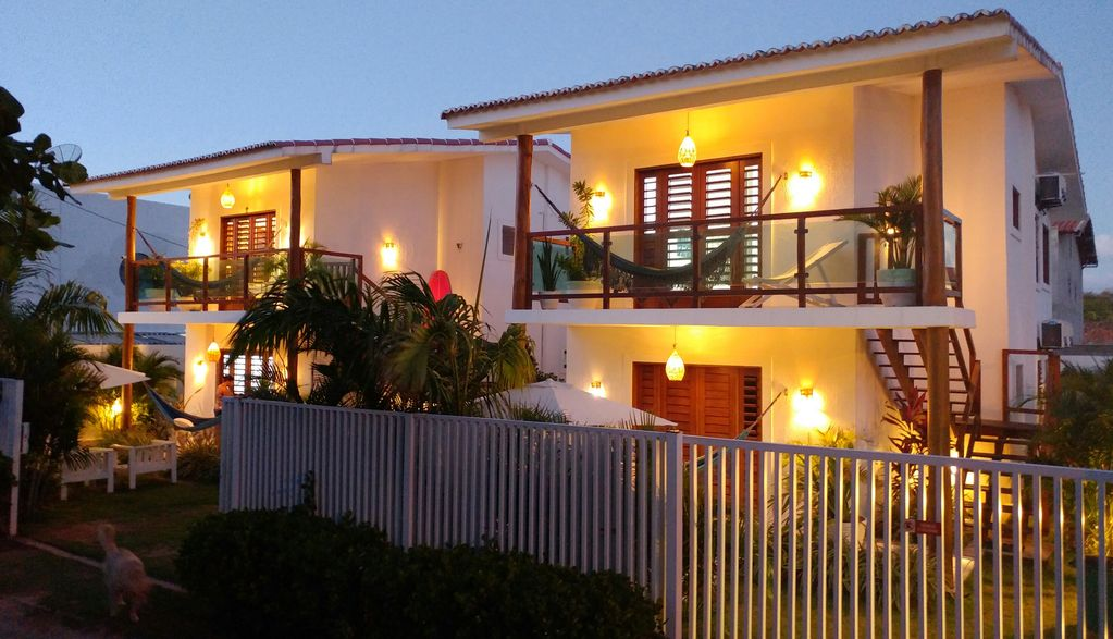 Villa days beautiful and comfortable homeaway tibau for Balcony 412 sul