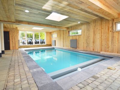 Photo for Large group house with welness equipment and swimming pool near Malmédy.