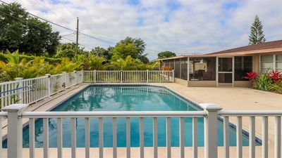Photo for Check out summer discounts for this beautifully remodeled heated pool home