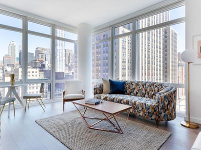 Photo for Sonder | Madison Ave | Chic 1BR + Gym