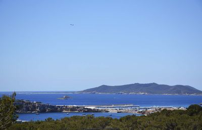Photo for House with spectacular sea view, close to Ibiza town