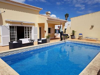 Photo for VILLA WITH SWIMMING POOL CAPACITY 10 PERS.