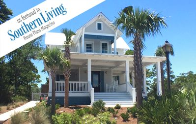 Photo for Amazing Beach View Home By Pool, Huge Porch.  LOW FALL RATES!