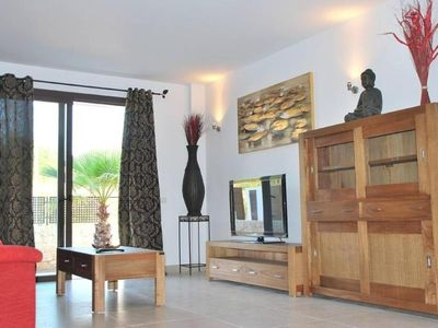 Photo for 2BR Apartment Vacation Rental in Sant Carles de Peralta