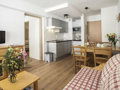 Photo for Residence Odalys The Roundabout Pistes - 3 Rooms 7/8 People