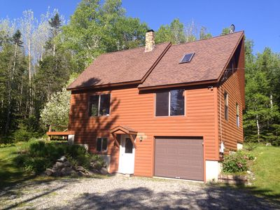 Photo for A Peaceful Private Home On The Outskirts Of Acadia National Park.