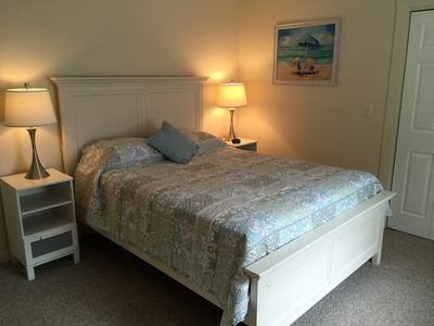 Photo for Large 3 Bedroom W/ Air Conditioning & Free Beach Parking At Owners Beach House
