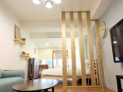 Photo for (I'm Home) Lovely Apartment 2 mins to Ximending