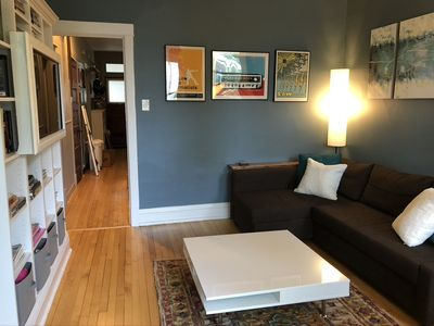 Photo for Great Apartment for a Family in the City