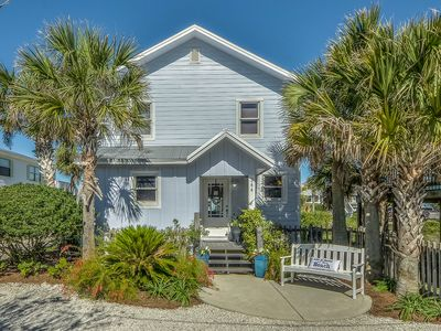 Photo for Getaway Beach Home with a View!!!! Beach chairs included !