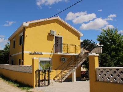 Photo for Studio close to the beach with air conditioning, Wi-Fi, max. 4 Pers., 1. floor