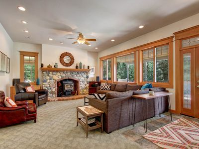 Photo for Spacious North Cascades home w/wraparound deck, close to mountain activities!