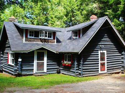 Photo for Pet-Friendly Fully Equipped Cottage with Water View in Downeast Maine, sleeps 7