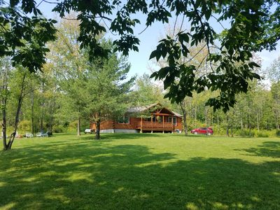 Grey S Getaway Cabin 3 Finger Lakes Area Pet Friendly Great Fall Foliage Branchport