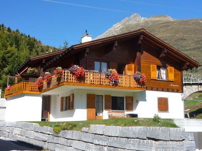 Photo for Apartment Tgèsa Anemona Wilhelm-Cavegn in Camischolas-Sedrun - 3 persons, 1 bedrooms