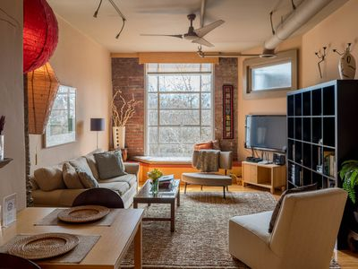 Photo for Asheville Urban Nest - Luxurious Retreat in the Heart of Downtown Asheville