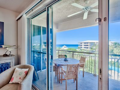 Photo for High Pointe on 30A! Gulf View, Family Friendly!