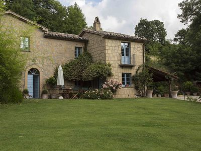 Photo for Private country house between Orvieto and Lago di Bolsena