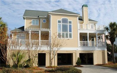 Photo for Sea Breeze: 5 BR / 4.5 BA house in Pawleys Island, Sleeps 12