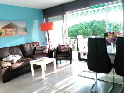 Photo for Holiday apartment Sant Andreu de Llavaneres for 6 - 7 persons with 3 bedrooms - Holiday apartment