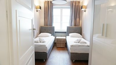 Photo for Henry de Valois  apartment in Nowe Miasto with WiFi & air conditioning.