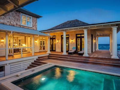 Photo for Sea Oats, Hope Town - Brand New Luxury Beachfront Home