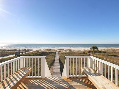 Photo for Available May!  Cozy Gulf-front Cottage, Perfect for Small Family