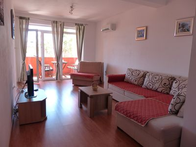 Photo for Apartment Lucefinka 2,300m from beach away!