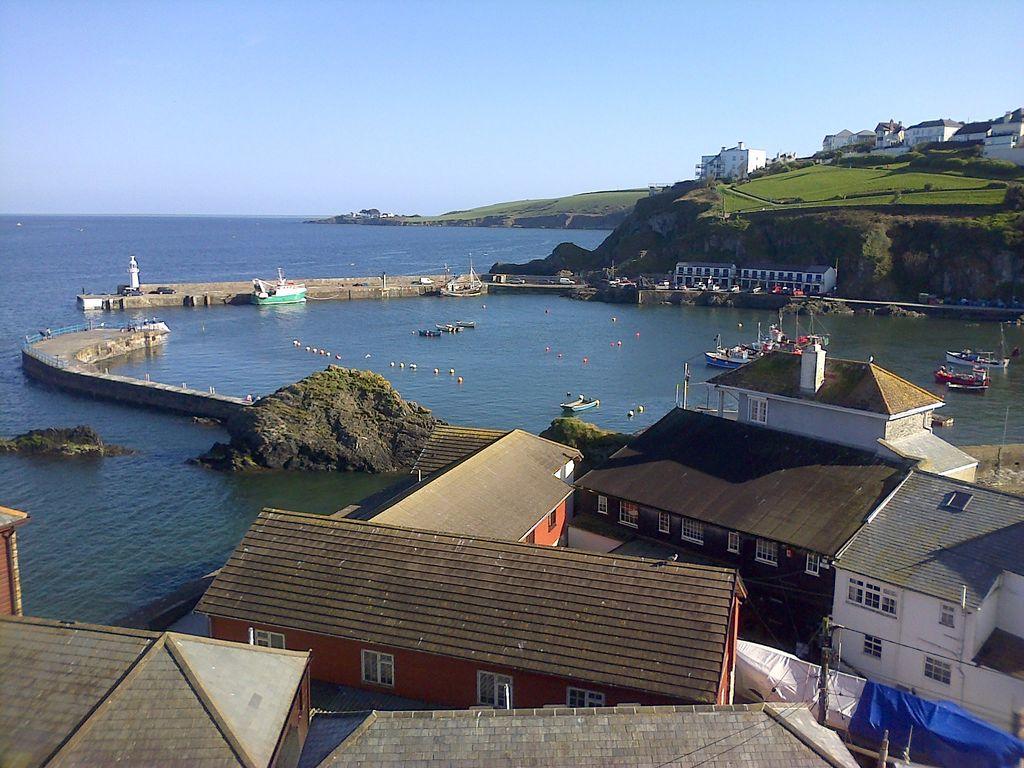 Winnie's View - Beautiful Sea Views, handy for Eden Project and Heligan  Gardens - Mevagissey