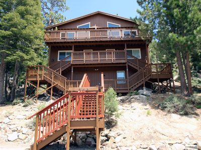 Photo for Luxury remodeled 3/2(3rd bdr is a gameroom)  townhome, close to skiing & hiking