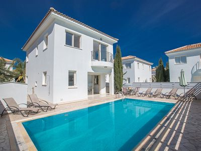 Photo for Villa Zoey,Modern 3BDR Pernera Villa with Pool,Close to Beaches and Amenities