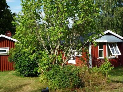 Photo for Holiday house Holmsjö for 4 persons with 2 bedrooms - Holiday house