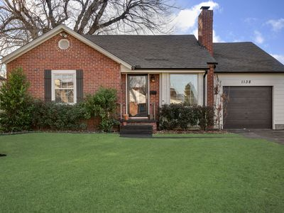 Photo for Charming Midtown Home near Fairgrounds/TU/Downtown