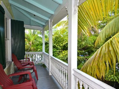 Photo for Island-themed, dog-friendly home in a residential neighborhood w/ a shared pool