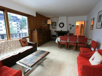 Photo for Apartment Chamonix-Mont-Blanc, 3 bedrooms, 8 persons
