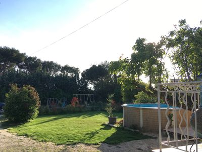 Photo for Quiet house in Eguilles 10 minutes from Aix-en-Provence