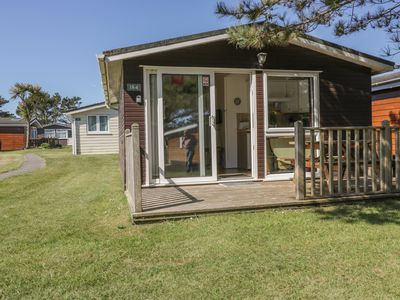 Photo for CHALET 184, family friendly in St Merryn, Ref 955707