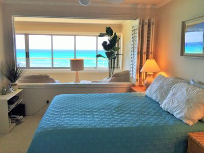 Photo for Enjoy a relaxing lifestyle and relax at the popular Colony Surf condo #602