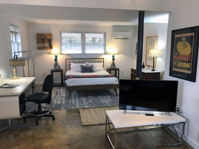 Photo for McHill | Studio Apt Convenient to Downtown Cville