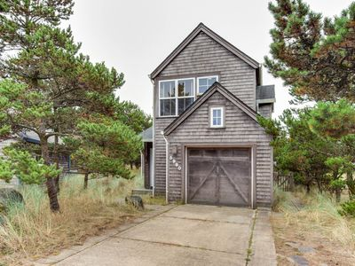 Photo for NEW LISTING! Dog-friendly modern house with beach access within walking distance