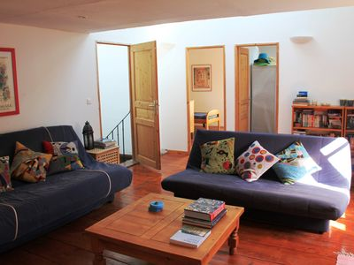 Photo for Comfortable Maison de Village in the Centre of Tautavel