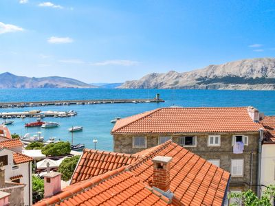 Photo for Vacation home Baška  in Krk/Baška, Kvarner/ Islands - 6 persons, 2 bedrooms