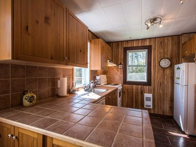 Photo for 2BR Cottage Vacation Rental in Saint-Adolphe-d'Howard, QC