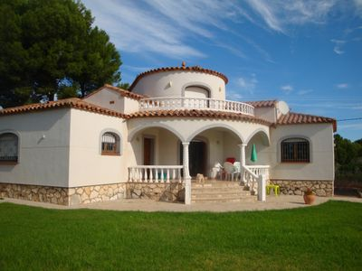 Photo for 3BR Villa Vacation Rental in L´Ametlla de Mar