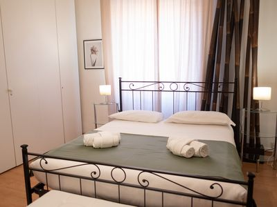 Photo for Apartment very close to the Vatican Museums and San Pietro