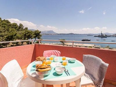 Photo for Residence Pierre & Vacances The Gardens of the French Riviera - Maeva Selection - Studio 5 People Sea View