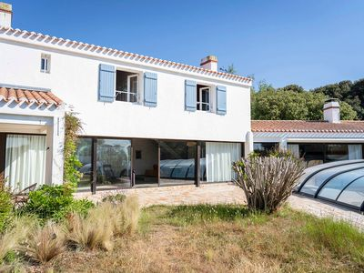 Photo for Great beach house, 2min from the beaches, 6 bedrooms in Noirmoutier en l'île
