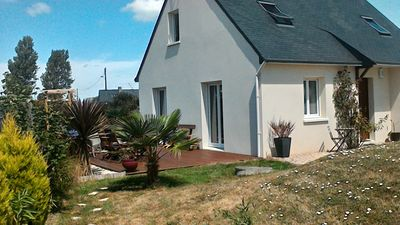 Photo for INDIVIDUAL HOUSE IDEALLY LOCATED BETWEEN LAND AND SEA